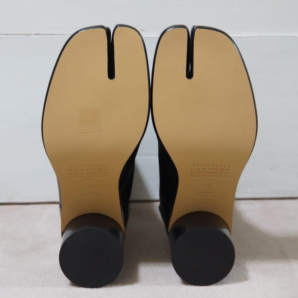 サイズ マルジェラ 足袋 感 ブーツ 『超激かわ!』マルジェラの足袋ブーツを欧州で購入したのでサイズ感やお値段など、本物を細かくレビューします!